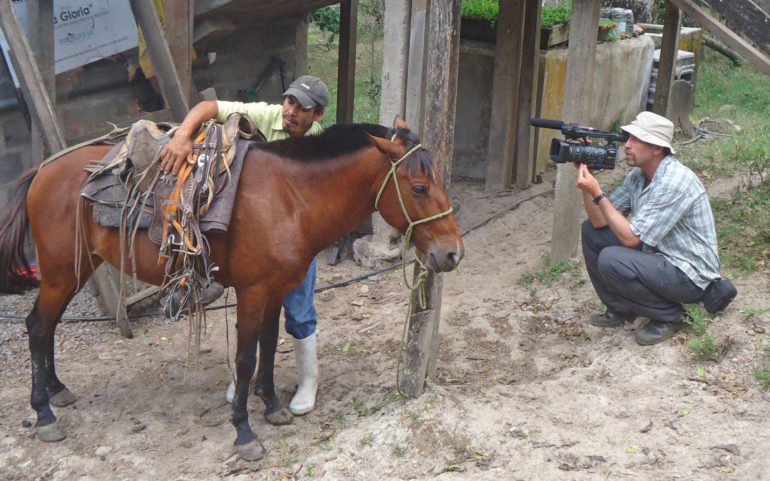 Carswellfilm in Nicaragua